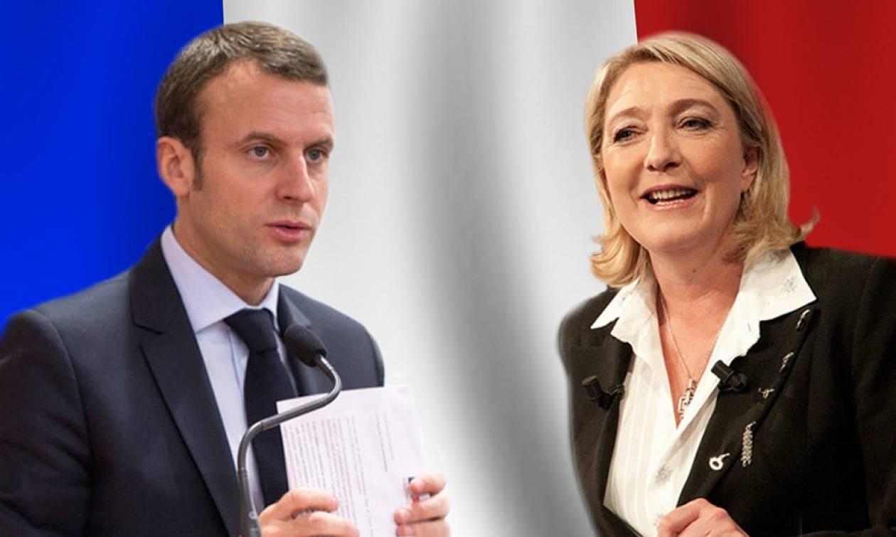 «Καλπάζει» ο Μακρόν στις δημοσκοπήσεις για τις γαλλικές εκλογές – Δεύτερο κόμμα η Λεπέν