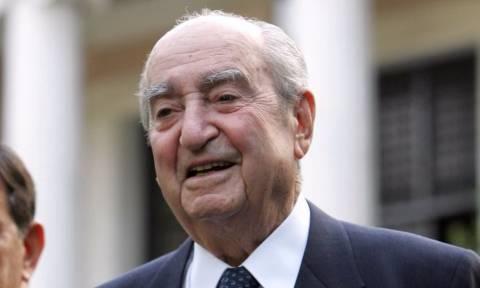 Κωνσταντίνος Μητσοτάκης: Δημοσία δαπάνη και με τιμές εν ενεργεία πρωθυπουργού η κηδεία του