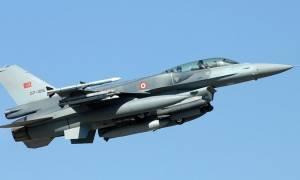 Μπαράζ τουρκικών παραβιάσεων στο Αιγαίο με εικονική αερομαχία