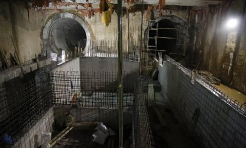 Μετρό Θεσσαλονίκης: Συνεχίζονται οι ανασκαφικές εργασίες
