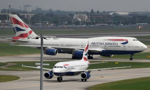 Αεροδρόμιο Χίθροου: Ομαλοποιούνται οι πτήσεις της British Airways