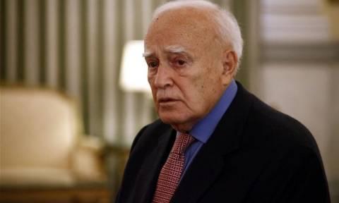 Θάνατος Μητσοτάκη – Κάρολος Παπούλιας: Ακόμα και οι αντίπαλοί του αναγνώρισαν την τόλμη του