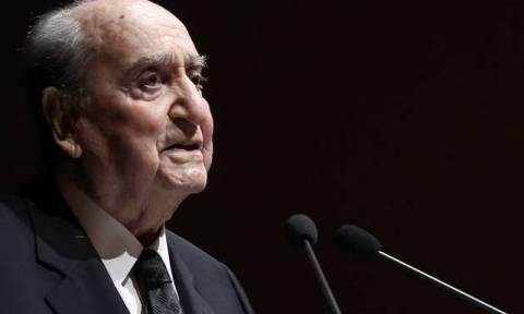 Να μην κηδευθεί δημοσία δαπάνη ο Κωνσταντίνος Μητσοτάκης ζητά η οικογένειά του