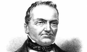 Σαν σήμερα το 1869 πέθανε ο πρώτος διοικητής της Εθνικής Τράπεζας Γεώργιος Σταύρος