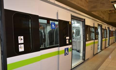 Αναστάτωση στο Μετρό: Άνδρας εισέβαλε στο τούνελ και συνελήφθη