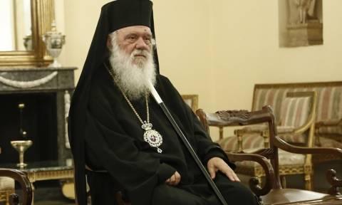 Αρχιεπίσκοπος Ιερώνυμος: «Άλλος ο ρόλος της Εκκλησίας και άλλος της Πολιτείας»