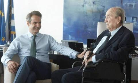 Κωνσταντίνος Μητσοτάκης: Αυτά ήταν τα τελευταία του λόγια, πριν πεθάνει, για τον Κυριάκο