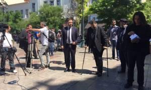 Μητσοτάκης κηδεία - Κονταρός: Σήμερα η Ελλάδα αποχαιρετά τον ηγέτη της αλήθειας (vid)