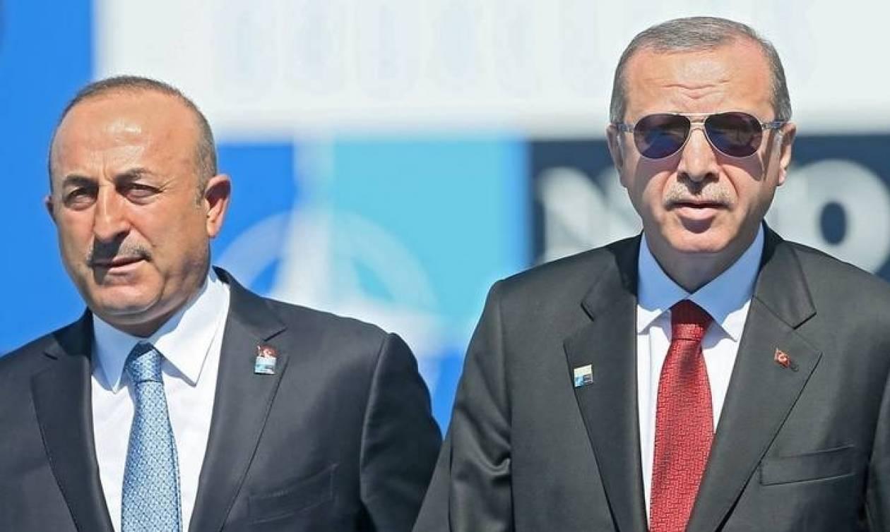 Ραγδαίες εξελίξεις στην Τουρκία: Ο Ερντογάν «τρώει» τον Τσαβούσογλου