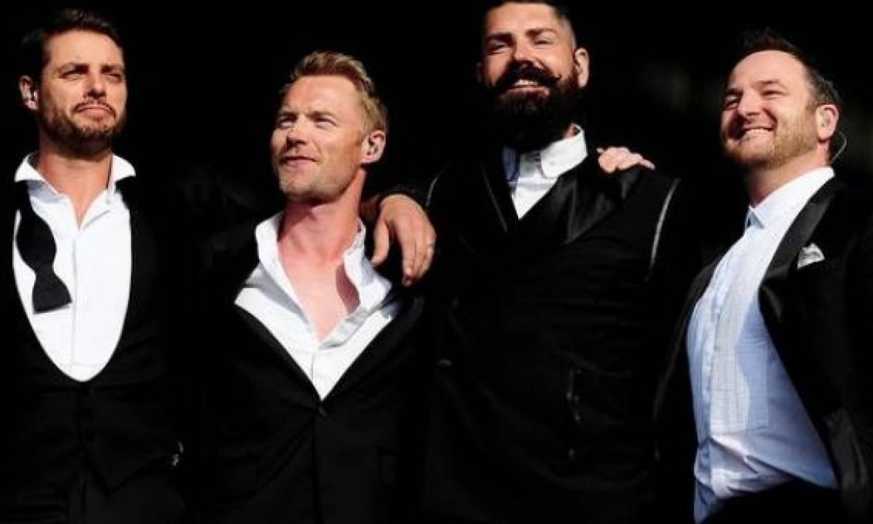 Boyzone: Γιορτάζουν τα 25 χρόνια τους με περιοδεία το 2018!