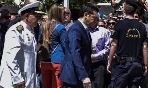 Κηδεία Μητσοτάκη: Η ΝΔ καταδικάζει τις αποδοκιμασίες κατά του Τσίπρα