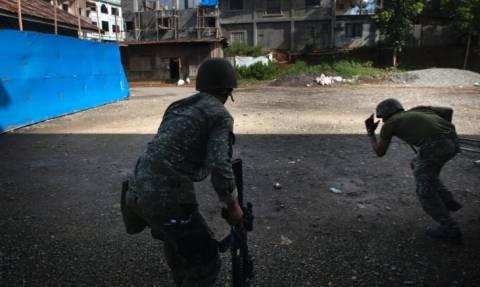 Σφοδρές μάχες κατά του ISIS στις Φιλιππίνες: Οκτώ ξένοι μεταξύ των νεκρών τζιχαντιστών