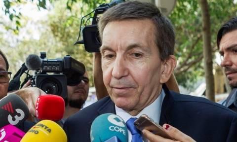 Παραιτήθηκε ο επικεφαλής της εισαγγελίας διαφθοράς της Ισπανίας