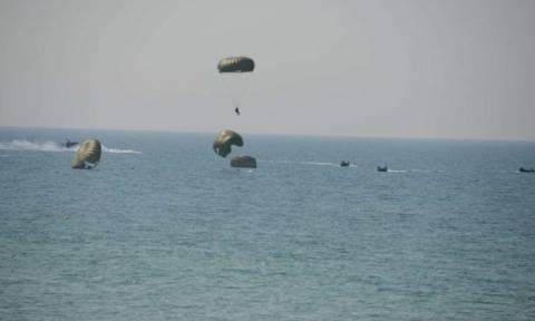 Άσκηση Καταιγίδα 2017: Εντυπωσίασε το Πολεμικό Ναυτικό  (pics)