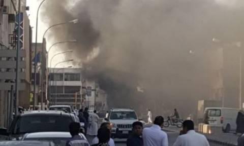 Σαουδική Αραβία: Έκρηξη παγιδευμένου οχήματος σε σιιτική αγορά - Τουλάχιστον δύο νεκροί (vid)