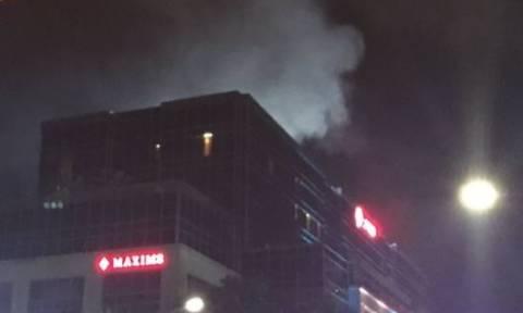 Πυροβολισμοί και ισχυρές εκρήξεις σε μεγάλο ξενοδοχείο στη Μανίλα (pics+vid)