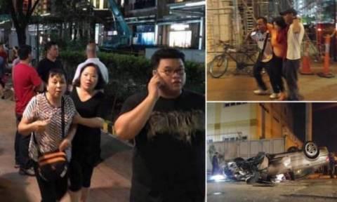 Τρόμος στις Φιλιππίνες: Εισβολή τζιχαντιστών σε ξενοδοχείο στη Μανίλα (pics+vids)