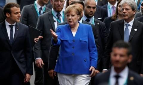 Γαλλία - Γερμανία - Ιταλία: Η συνθήκη του Παρισιού δεν μπορεί να τεθεί σε επαναδιαπραγμάτευση