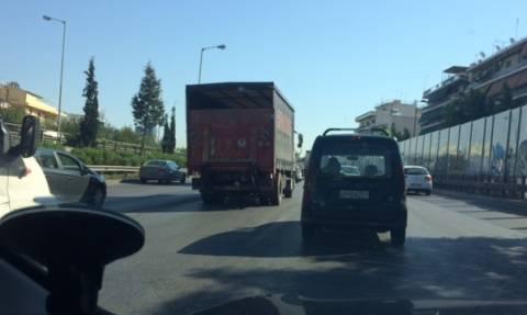 Χάος στους δρόμους της Αθήνας – Ποια σημεία να αποφύγετε