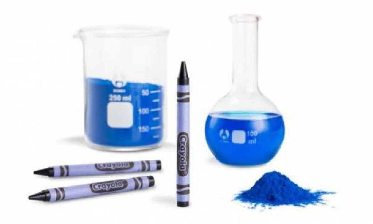 Φοιτητής ανακάλυψε ένα καινούργιο... μπλε!