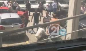 Τραγικές εικόνες στα Σκόπια: Αποπειράθηκαν να δολοφονήσουν υπουργό μπροστά στις κάμερες (Vid)