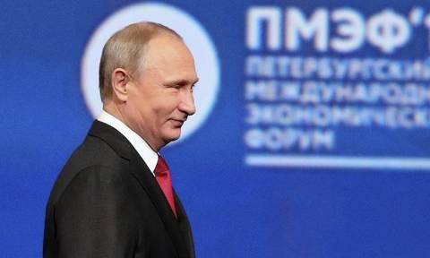 Πούτιν για την απόσυρση ΗΠΑ από τη συμφωνία για το κλίμα: «Don't worry, be happy» (vid)