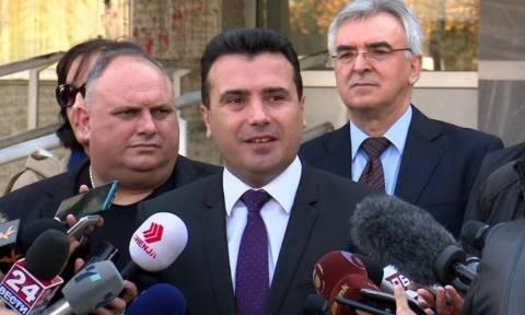 Στο χείλος του διχασμού τα Σκόπια: Αλβανόφωνοι εναντίον Σλαβοφώνων στα ερείπια της χώρας