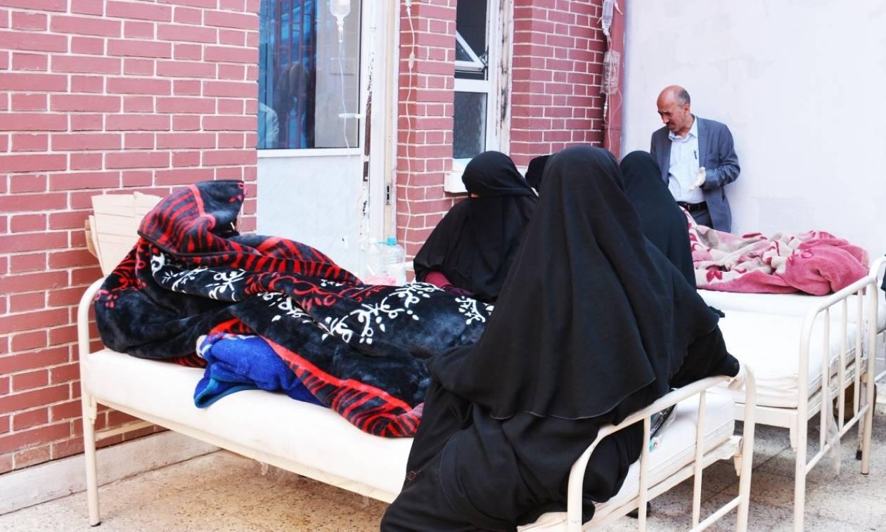 Η χολέρα «θερίζει» στην Υεμένη: 600 νεκροί, 70.000 έχουν ήδη νοσήσει (ΣΚΛΗΡΕΣ ΕΙΚΟΝΕΣ)