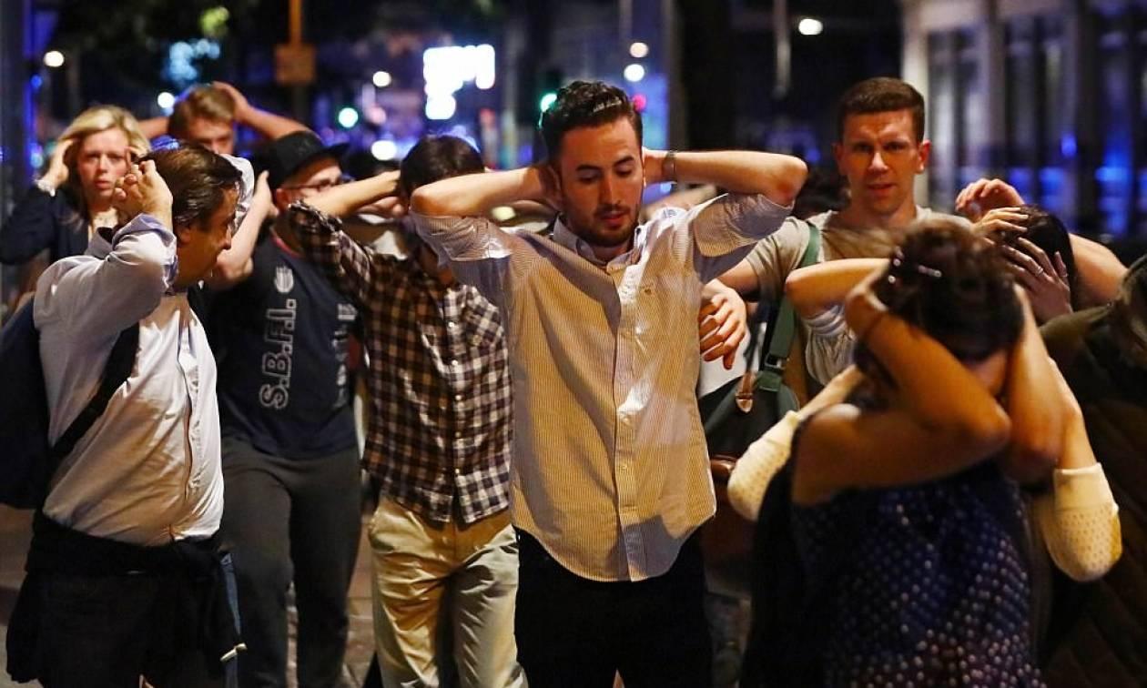 Διπλή τρομοκρατική επιθέση Λονδίνο: Έξι νεκροί και δεκάδες τραυματίες (Pics+Vids)