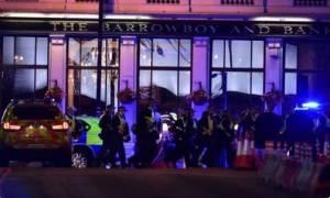 Επίθεση Λονδίνο: Δείτε τη στιγμή που το βαν παρασύρει τους πεζούς