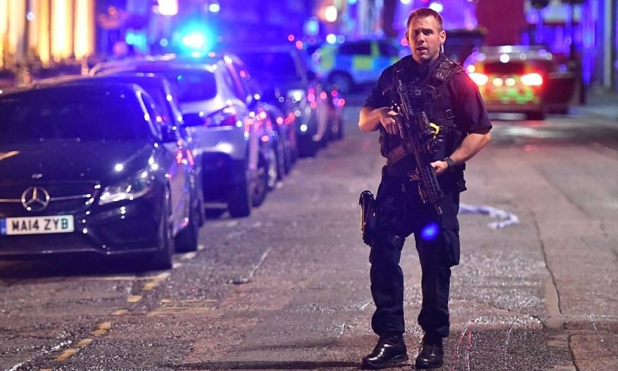 Επίθεσεις Λονδίνο: Η αστυνομία ανακήρυξε τα συμβάντα τρομοκρατικές ενέργειες