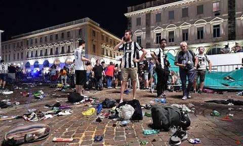 Παραλίγο τραγωδία στο Τορίνο: Τουλάχιστον 600 τραυματίες από λάθος συναγερμό για βόμβα (vid)