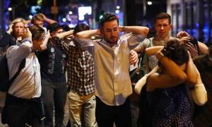 Διπλή τρομοκρατική επίθεση Λονδίνο: Νέο βίντεο από τις πρώτες στιγμές μετά το μακελειό