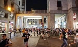 Βίντεο ντοκουμέντο από τον πανικό στο Τορίνο: Έως και 1.000 άνθρωποι ποδοπατήθηκαν!