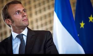Τρομοκρατικό χτύπημα Λονδίνο: Ο Μακρόν εκφράζει την αλληλεγγύη του στους Γάλλους τραυματίες
