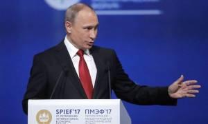 Πούτιν: Οι ΗΠΑ επεμβαίνουν σε πολιτικές διαδικασίες σε όλο τον κόσμο (video)