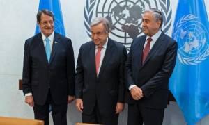 Γκουτέρες για Κυπριακό: Οι διαπραγματεύσεις θα επαναληφθούν μέσα στον Ιούνιο