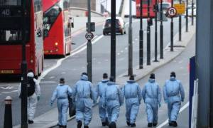 London attack: Police 'know identities of killers'