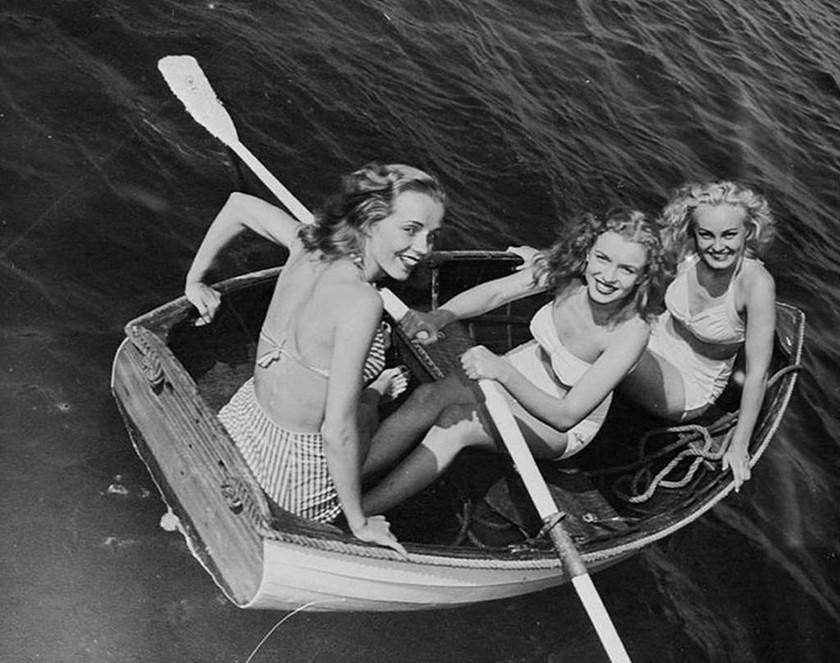 Σαράντα σπάνιες φωτογραφίες της Μέριλιν Μονρόε αποκαλύπτουν πως ήταν πριν γίνει σύμβολο του σεξ
