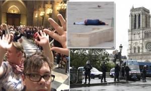 Επίθεση Παρίσι: «Αυτό είναι για τη Συρία» φώναζε ο δράστης που επιτέθηκε σε αστυνομικό (pics+vid)