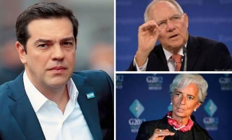 Ο ΣΥΡΙΖΑ απειλεί τους δανειστές: Δεν θα εφαρμοστούν τα μέτρα χωρίς ρύθμιση χρέους