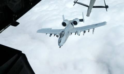 Συρία: Οι ΗΠΑ «χτύπησαν» φιλοκυβερνητικά στρατεύματα