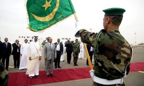 Η Μαυριτανία είναι η νέα χώρα που διέκοψε τις διπλωματικές σχέσεις με το Κατάρ