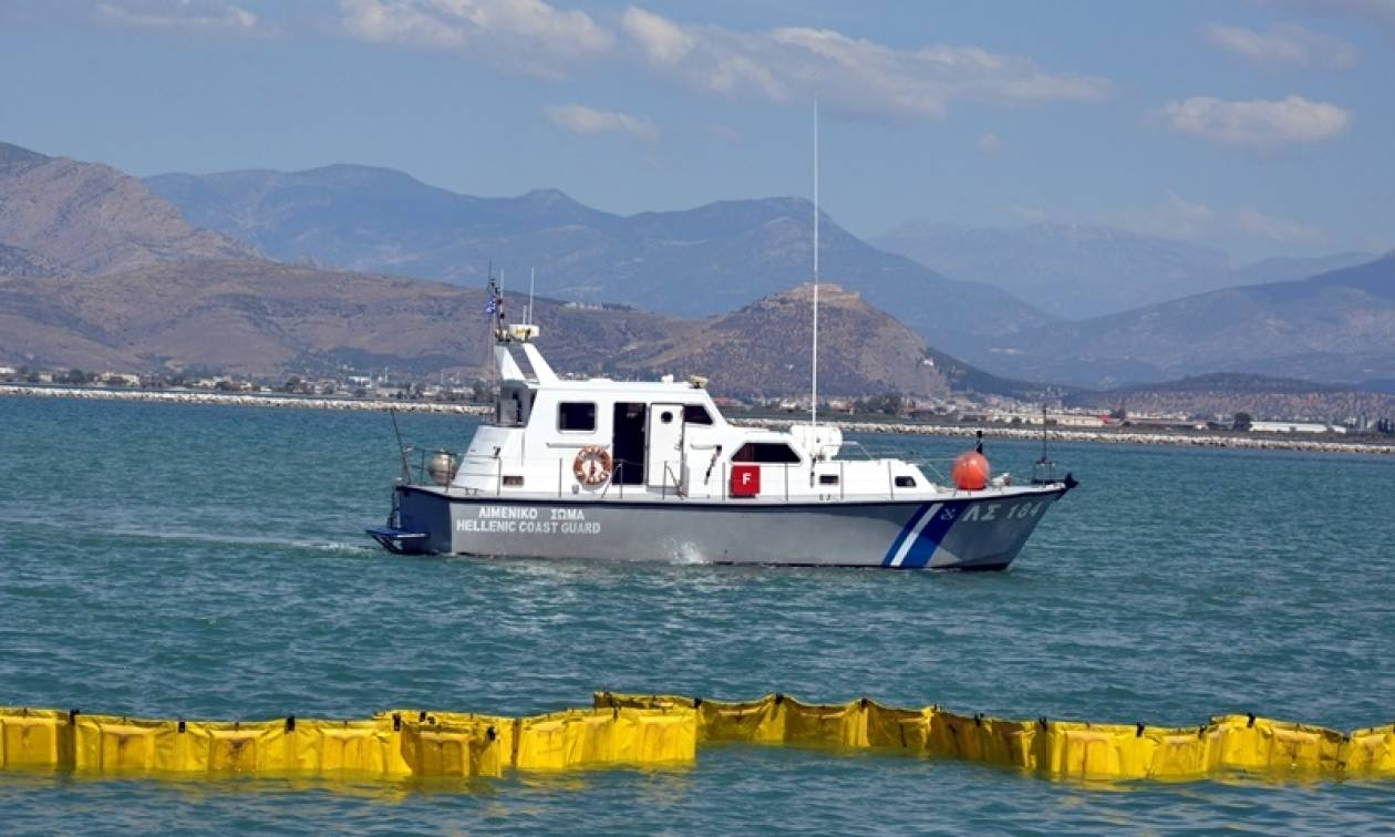 Συναγερμός στη θάλασσα: Προσάραξε πλοίο στη Λακωνία