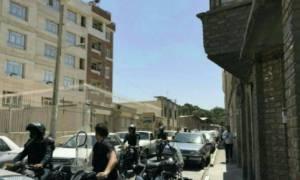 Ιράν: Η στιγμή που ο δράστης της επίθεσης στο Μαυσωλείο ανατινάζεται (pic)