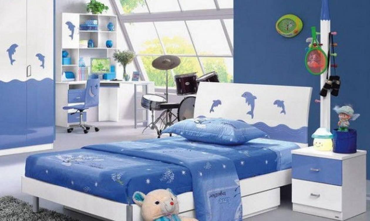 03c6d55d94f Ιδέες διακόσμησης για το παιδικό δωμάτιο του αγοριού σας - Newsbomb