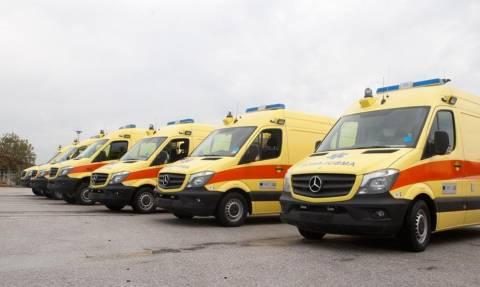 Χωρίς 24ωρη κάλυψη με ασθενοφόρα η Χαλκιδική