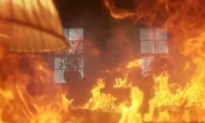 Συναγερμός στο Πυροσβεστική: Μεγάλη πυρκαγιά στις Αρχάνες