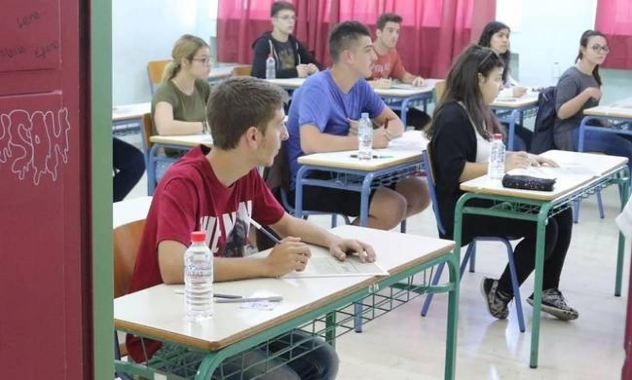 Πανελλήνιες Πανελλαδικές 2017: Μαθηματικά Γενικής Παιδείας σήμερα στα ΕΠΑΛ