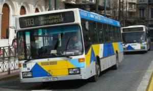 Χωρίς λεωφορεία και τρόλεϊ για έξι ώρες η Αθήνα την Τρίτη